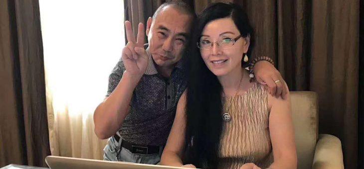 【会员见证】澳大利亚华裔殷菲,56岁的美女,双语书作者 受益于婕斯