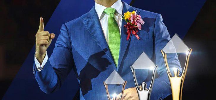 再次荣获 2019 美国商业大奖 — 5 金, 3 银, 和 4 铜。